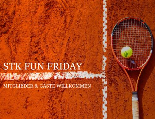 """Neue """"Fun Friday""""-Termine stehen fest"""